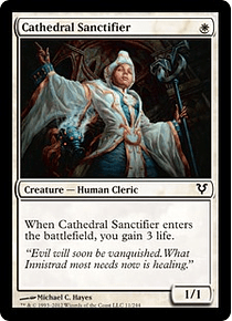 Cathedral Sanctifier - ARS - C