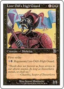 Lim-Dul's High Guard (#6b) - DMS - C
