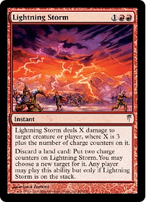Lightning Storm - CLS - U