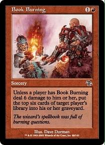 Book Burning- JGM - C