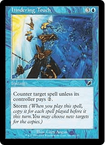 Hindering Touch - SCG - C