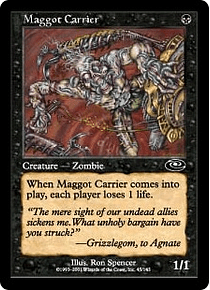 Maggot Carrier - PSF - C
