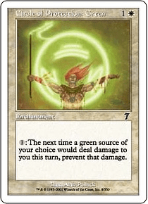 Circle of Protection: Green - 7TH - C