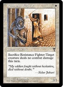 Resistance Fighter - VSN - C