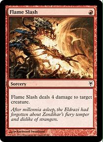 Flame Slash - SVT - C