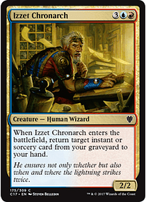 Izzet Chronarch - C17 - C
