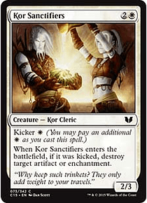 Kor Sanctifiers - C15 - C