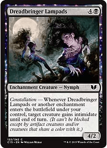 Dreadbringer Lampads - C15 - C