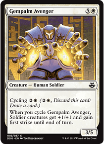 Gempalm Avenger - EVK - C