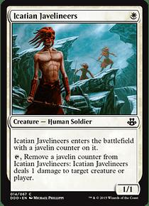 Icatian Javelineers- EVK - C