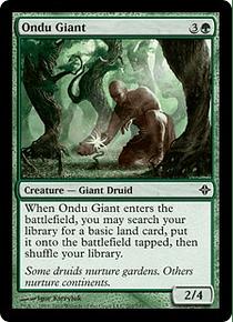 Ondu Giant - ROE - C