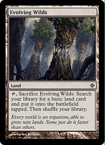 Evolving Wilds - ROE - C