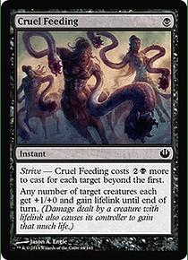 Cruel Feeding - JOU - C