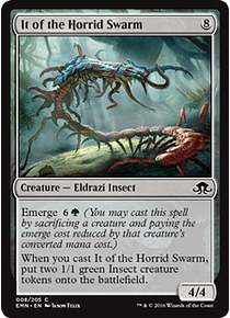 It of the Horrid Swarm - EMN - C