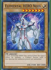 Elemental Hero Neos - SDHS-EN007 - Common