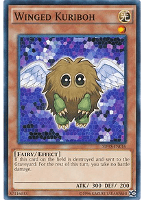 Winged Kuriboh - SDHS-EN016 - Common