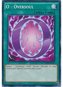 O - Oversoul - SDHS-EN031 - Common