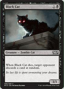 Black Cat - M15 - C