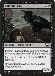 Carrion Crow - M15 - C