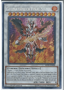 Geomathmech Final Sigma - MYFI-EN008 - Secret Rare