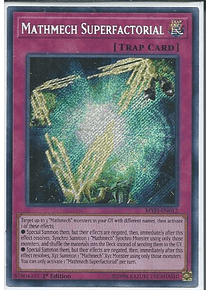 Mathmech Superfactorial - MYFI-EN012 - Secret Rare