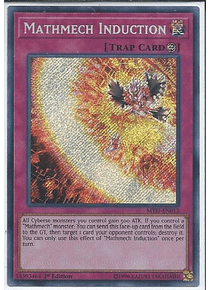 Mathmech Induction - MYFI-EN013 - Secret Rare