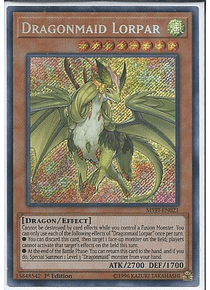 Dragonmaid Lorpar - MYFI-EN021 - Secret Rare