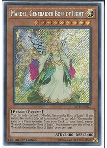 Mardel, Generaider Boss of Light - MYFI-EN027 - Secret Rare