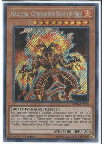 Naglfar, Generaider Boss of Fire - MYFI-EN030 - Secret Rare