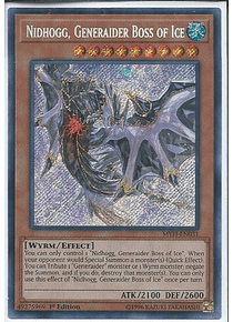 Nidhogg, Generaider Boss of Ice - MYFI-EN031 - Secret Rare