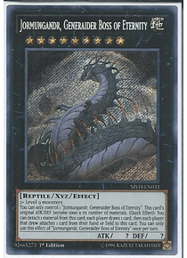Jormungandr, Generaider Boss of Eternity - MYFI-EN033 - Secret Rare