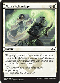Abzan Advantage - FRF - C