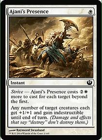 Ajani's Presence - JOU - C