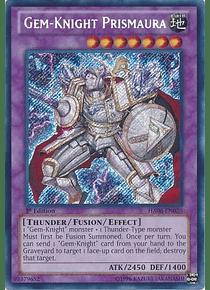 Gem-Knight Prismaura - HA06-EN020 - Secret Rare