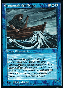 Water Elemental - 5TH - C