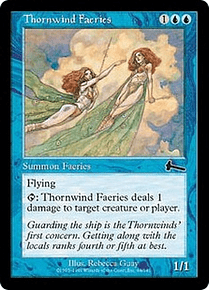 Thornwind Faeries - ULG - C