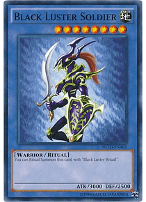 Black Luster Soldier - YGLD-ENA01 - Common