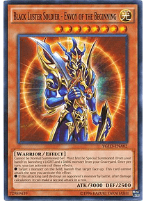 Black Luster Soldier - Envoy of the Beginning - YGLD-ENA02 - Common