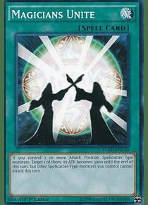 Magicians Unite - YGLD-ENC30 - Common