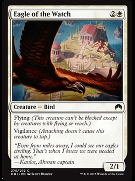Eagle of the Watch - ORI - C