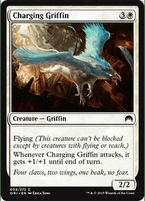 Charging Griffin - ORI - C