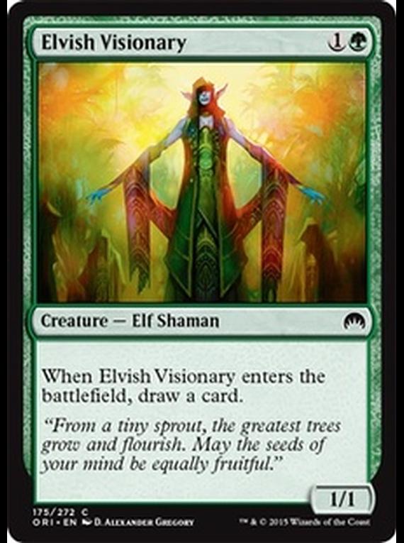 Elvish Visionary - ORI - C