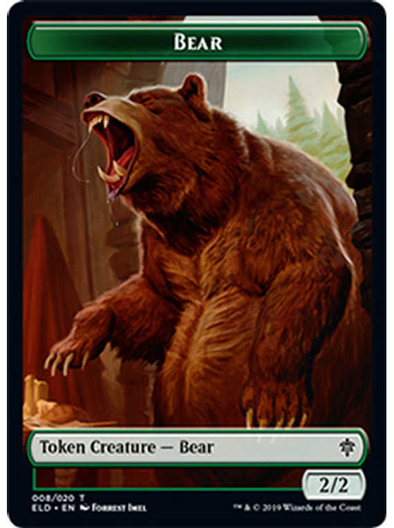 Bear Token - ELD - 008 - T