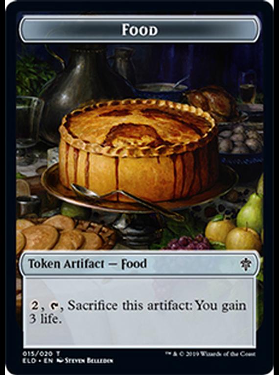 Food Token - ELD - 015 - T