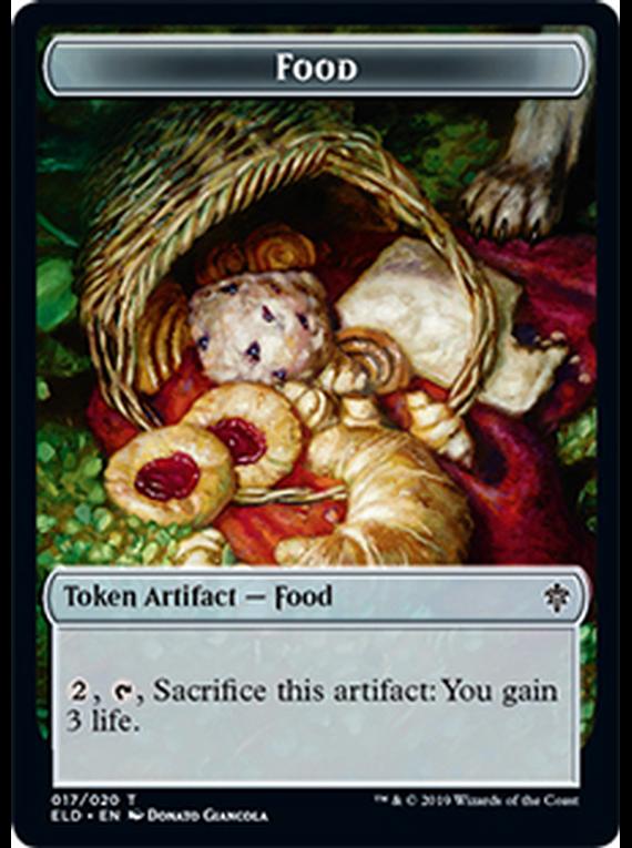 Food Token - ELD - 017 - T