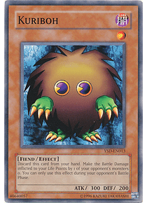 Kuriboh - YSD-EN013 - Common