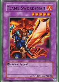 Flame Swordsman - SDJ-024 - Common