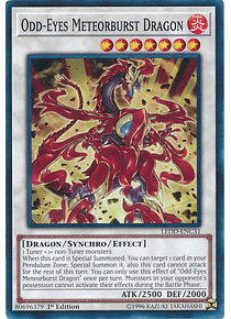 Odd-Eyes Meteorburst Dragon - LEDD-ENC31 - Common