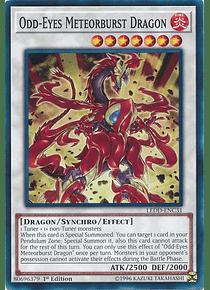 Odd-Eyes Meteorburst Dragon - LEDD-ENC31 - Common