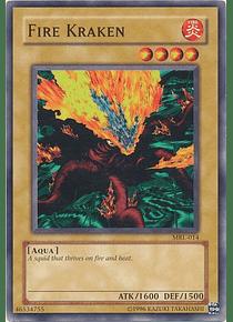 Fire Kraken - MRL-014 - Common